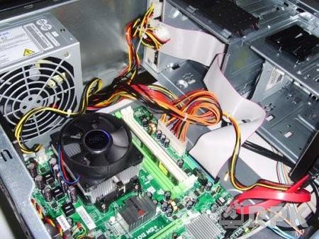 сборка и апгрейд компьютера